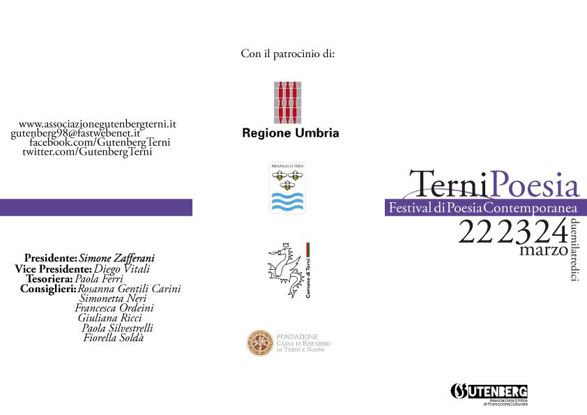 TerniPoesia